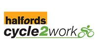 halfords cycle 2 work scheme logo
